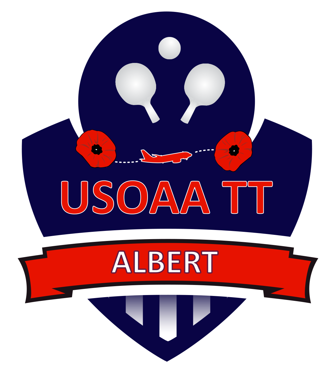 USOA ALBERT TENNIS DE TABLE